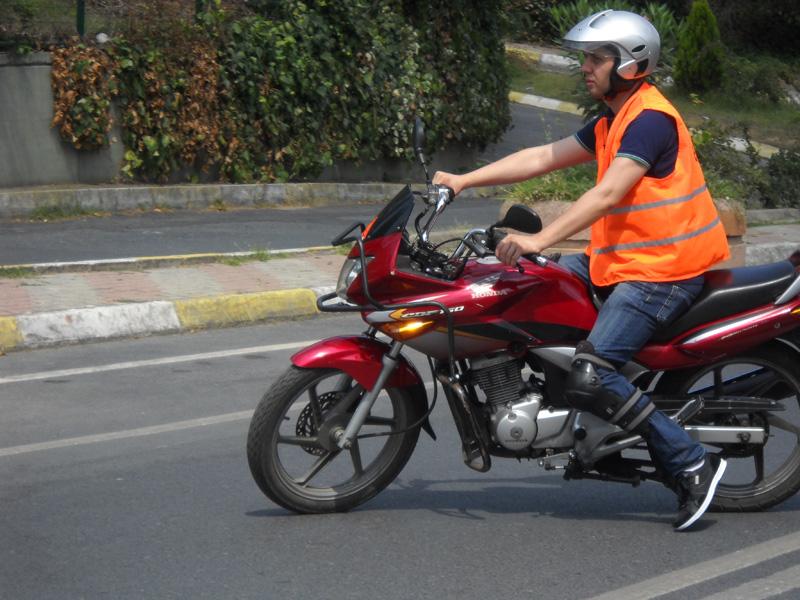 Motosikletleri Fark Et